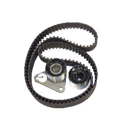 APS korean auto parts-timing belt kits consists of a timing belt and tensioner & idler bearings