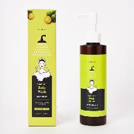 GOWITH calamansi body wash Formation of external layers of the skin that prevent loss of moisture