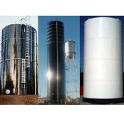 Cylindrical, small-sized, medium-large sized convenient THERMAL STORAGE TANK with variable functions