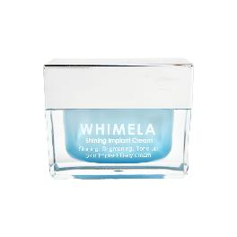 All skin-applicable Daily Cream Three Days Love Whimela Shining Skin Implant Cream (White cream)