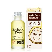 Kinder Puppets Organic Baby Oil