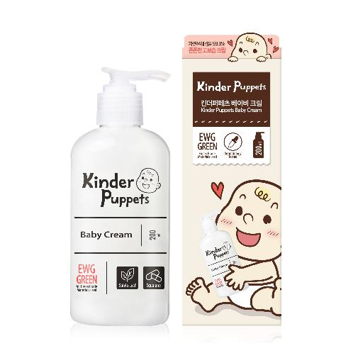 Kinder Puppets Baby Cream | Baby skincare, skin care, cosmetic, Cream, Baby cream, Kinder Puppets