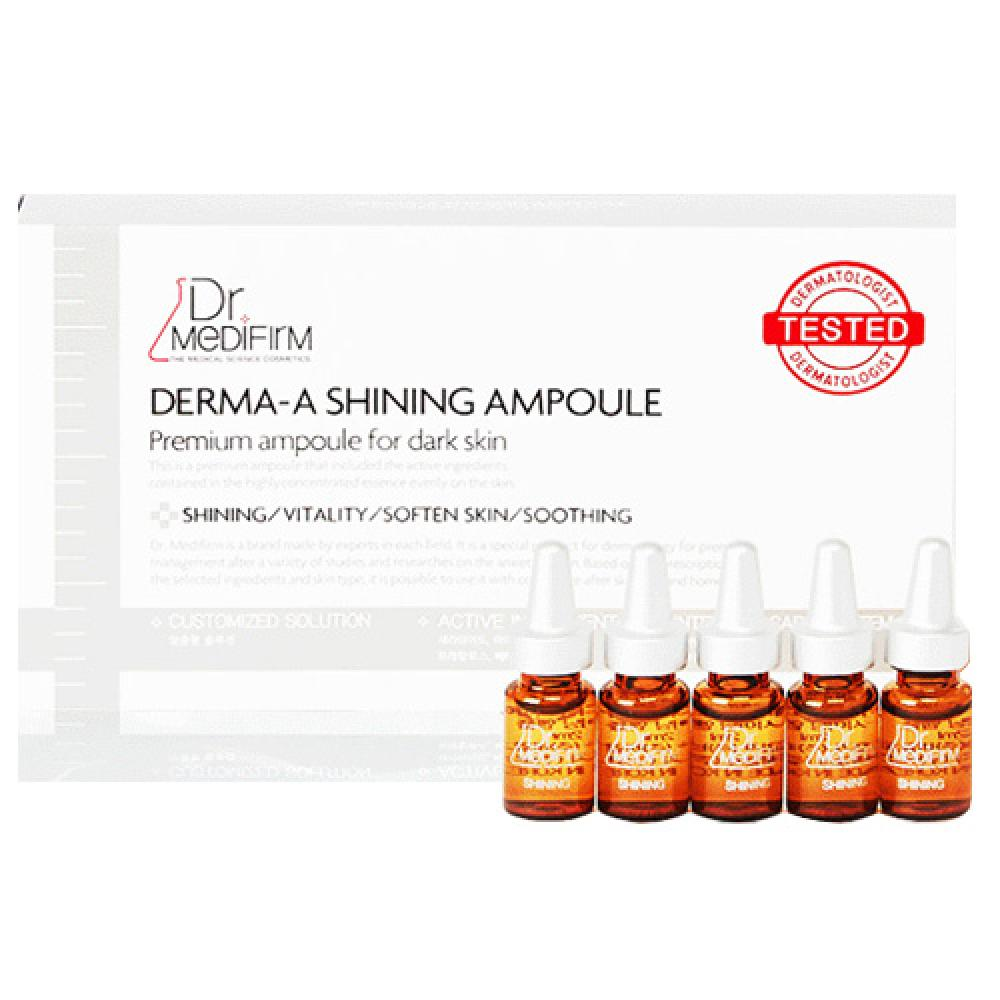 DR MEDIFIRM Derma-A ampoule (4 types) with excellent healthy natural