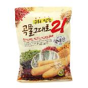 K-crispy premium grain crispy roll delicious and nutritious natural healthy excellent premium snack