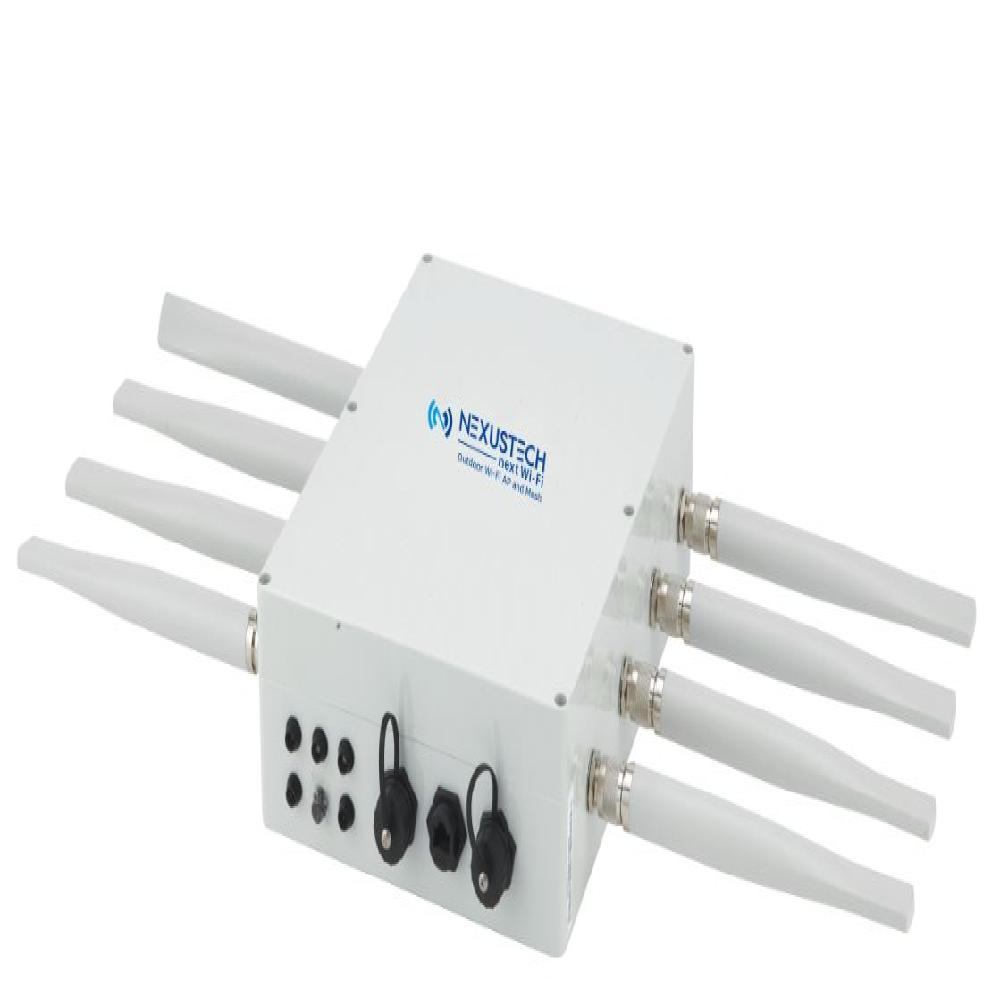 Outdoor Wi-Fi AP+MESH Communication device with 1 7Gbps