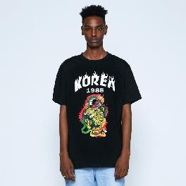 K-FASHION 1988 T-SHIRT(BLACK)