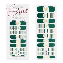 Gel Nail Sticker
