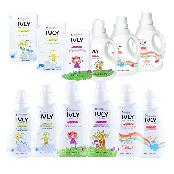 IVLY nature Baby Laundry Detergent (Tiare flower/ White tea/ Lotus flower) 1200ml