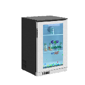 Transparent LCD Cooler(KK-320TC)