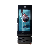 Transparent LCD Cooler(KK-490TC)