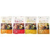 Korea Himall Complex Seasonig Food Magic Chicken Powder in Mild, Spicy, Curry, Seasoning