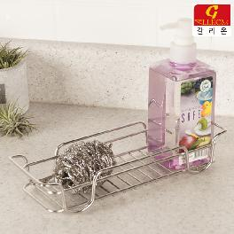 cleanser rack for kitchen or bathroom