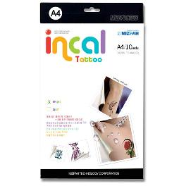 Inkjet Temporary Tattoos