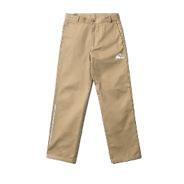 NASTYPALM [NP] NYPM REPORTER PANTS BEIGE (NP18A065H)