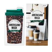 HIDDENCOS Sheet Mask Skincare Mask Sheet Containing Arabica Coffee Extract Set of 10