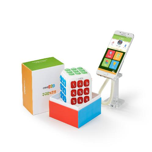 Times_table cube : Smart IOT device for learning basic math | study, steam, toy, teaching, math, mathmatics, kids, times table, plus, minus,