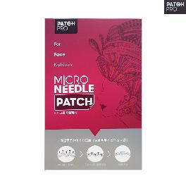 [Patch Pro] Micro Needle Eye Patch Anti aging Anti wrinkle Hyaluronic Acid K-beauty Skin aesthetic