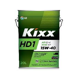 Kixx HD1 CI-4 (Engine oil)