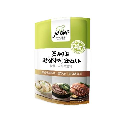 Jo Chef HwangChil Medication Cook 1 Set *5 QTY | convenient, flavorful, nutritious
