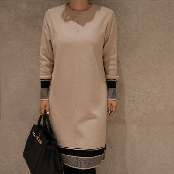 Mazialook's Audrey Knitted Dress