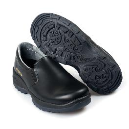 ESCOFFIER ES-ON Gold Kitchen Chef Shoes
