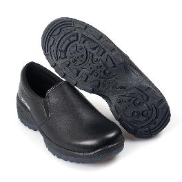 ESCOFFIER ES-ON Silver Kitchen Chef Shoes
