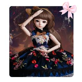 Doris Doll BJD Ball Jointed Doll Bella