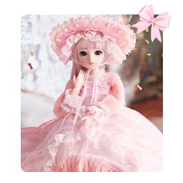 Doris Doll BJD Ball Jointed Doll Jay