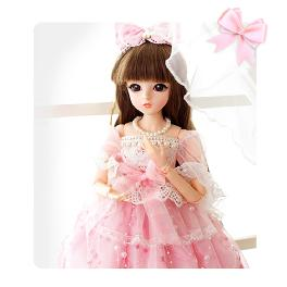 Doris Doll BJD Ball Jointed Doll Anna