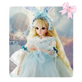Doris Doll BJD Ball Jointed Doll Sophia