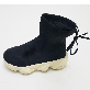 YANSTORY's Black Pink Ankle Boots | casual,shoes,high quality,suitable,good,suede,beige