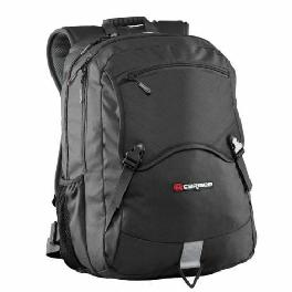 "CARIBEE 15.4""Yukon Laptop Business Notebook Daily Bag Comfortable Black Backpack"