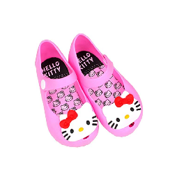 cavort Girl's Kitty Jelly Shoes