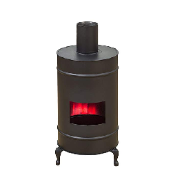 JBWOOD Fat Candle Powered Heater with 100 Candles designed