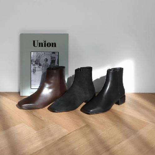 Moddine Square Ankle Boots | shoes, boots, ankle, WALKER, socks boots