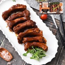 Sweet Barbecue Pork Ribs(Korea)