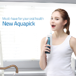 dymall's Aquapick/AQ-220/Portable/Oral Cleansing Devices