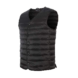 Promore Mens Packable Ultralight Down Puffer Vest