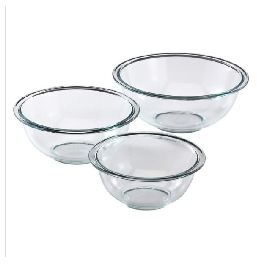 Glass Food Prep and Mixing Bowl, Essential Cookware
