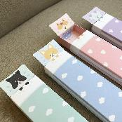 Easy Sleeping Case Handmade Pencil Case (4 Kinds of Pet Type)