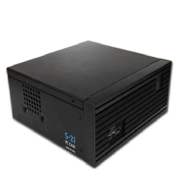JECS-203S21 Industrial Mini Box PC + 4G RAM + 64G SSD + 1U Slim Power