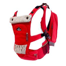 KOMBAKOM Child Carrier Cool Mesh Hip Seat
