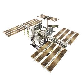 Space Science-International Space Station