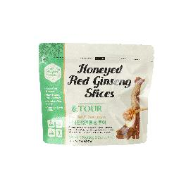 Honeyed Red Ginseng Slices & Tour