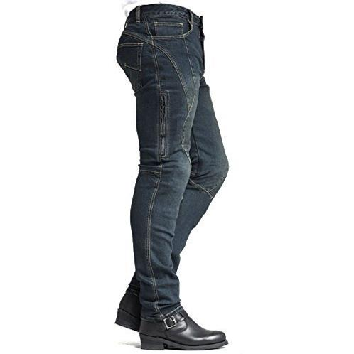 MAXLER JEAN for men 1601 Blue | jeans,pants,casual jeans,for men,comfortable,flexible,adjustable,motorcycle,rider,knee protect,korea,korean
