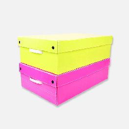 KT PP foldable storage box- Rectangle