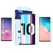 3D forming curved screen protector for Galaxy S10 5G