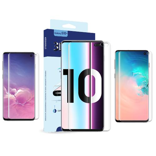3D forming curved screen protector for Galaxy S10 5G | screen protector, glass film, protection film, Galaxy S10 5G, S10 5G