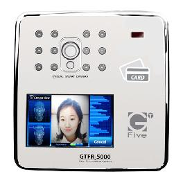 GTFR-5000 (FACE RECOGNITION SYSTEM)