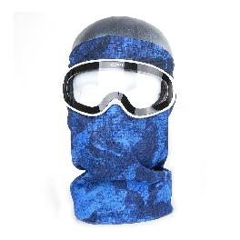 Goggle Mask | Anti-Fog, Detachable, Windproof, Dust-Proof, UV Protection